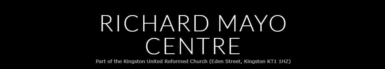 Welcome to Richard Mayo Centre Logo